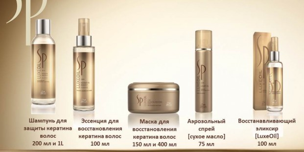 Масло для волос system professional