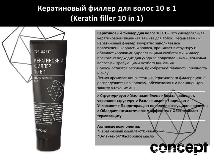 Концепт кератин